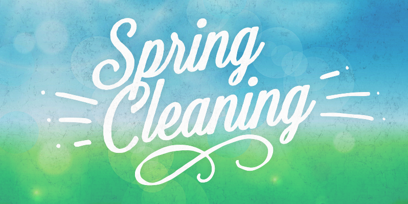 Top 10 Tips For Spring Cleaning Quad Services Cleaning